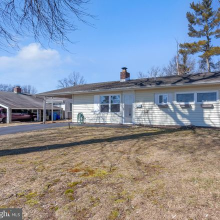 Rent this 3 bed house on 81 Oaktree Drive in Bristol Township, PA 19055