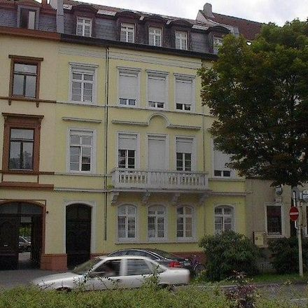 Rent this 1 bed apartment on Luisenring 15 in 68159 Mannheim, Germany