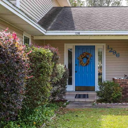 Rent this 4 bed house on Bagdad Cv in Harold, FL