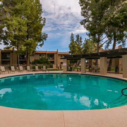 Rent this 2 bed apartment on 7430 East Chaparral Road in Scottsdale, AZ 85250