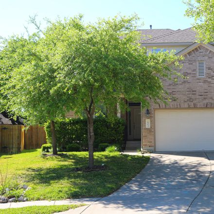 Rent this 3 bed house on 2803 Diddley Cove in Cedar Park, TX 78613