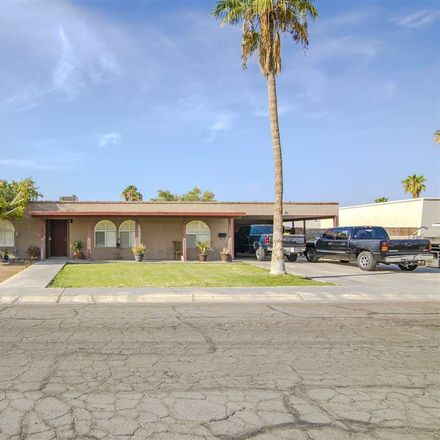 Rent this 4 bed house on 1450 East Palo Verde Street in Yuma, AZ 85365