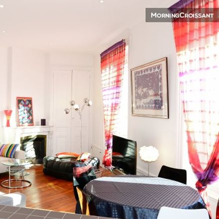 Rent this 1 bed apartment on 47 Rue Renan in 69007 Lyon, France