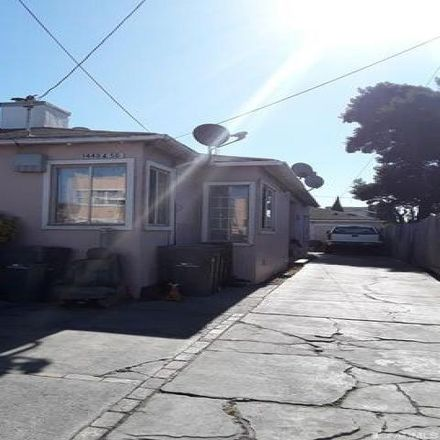 Rent this 2 bed house on 1450 77th Avenue in Oakland, CA 94621
