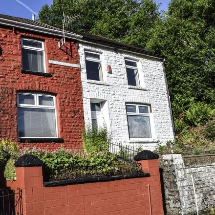 Rent this 2 bed house on Brynheulog Terrace in Tylorstown CF43 3DN, United Kingdom