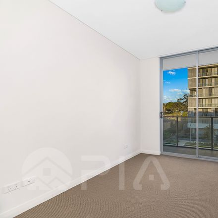 Rent this 1 bed apartment on 3508/39 Rhodes Street