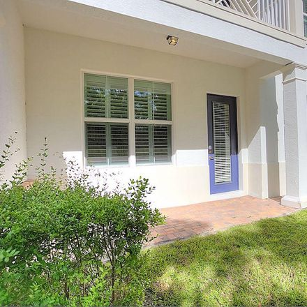 Rent this 3 bed townhouse on 5138 Hamilton Court in Palm Beach Gardens, FL 33418