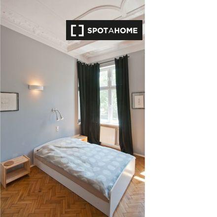 Rent this 1 bed apartment on wybrzeże Stanisława Wyspiańskiego 35 in 50-370 Wroclaw, Poland