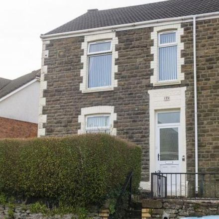Rent this 3 bed house on Vicarage Road in Morriston SA6 6DX, United Kingdom