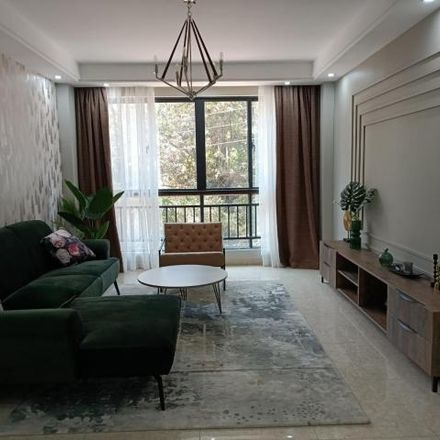 Rent this 3 bed apartment on Nyeri Road in Nairobi, 50260-00100