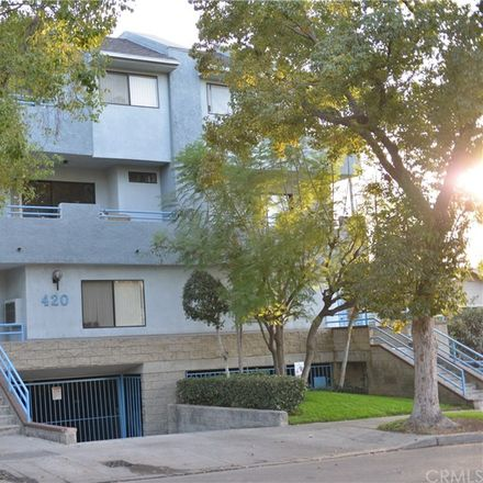 Rent this 3 bed townhouse on Milford Street in Glendale, CA 91203
