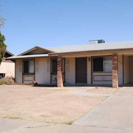 Rent this 3 bed house on 2528 E Jacinto Ave in Mesa, AZ 85204