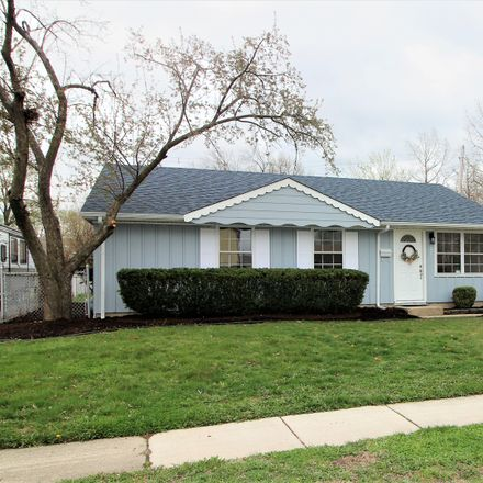 Rent this 4 bed house on 727 Geneva Avenue in Romeoville, IL 60446