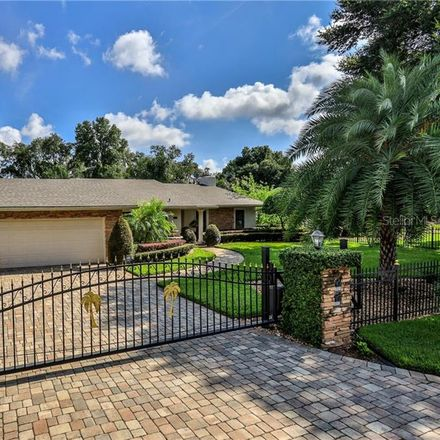 Rent this 3 bed house on 6601 Brenda Dr in Apopka, FL
