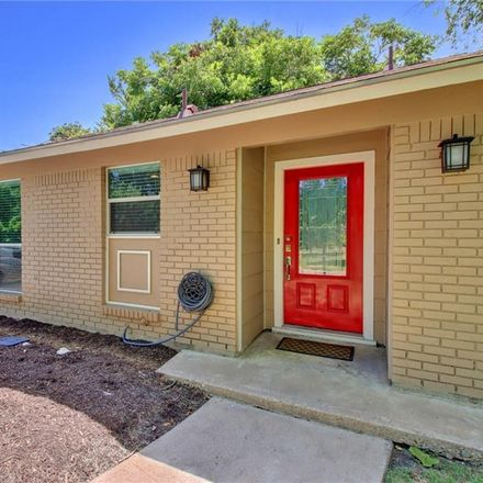Rent this 3 bed house on 6709 Columbia Drive in Austin, TX 78723