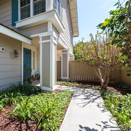 Rent this 4 bed townhouse on 100 Wildwood in Irvine, CA 92604