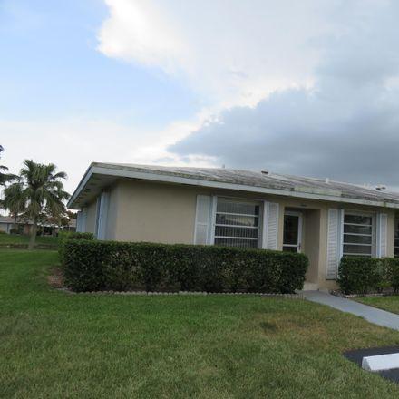 Rent this 2 bed apartment on Bella Vista Dr in Boca Raton, FL