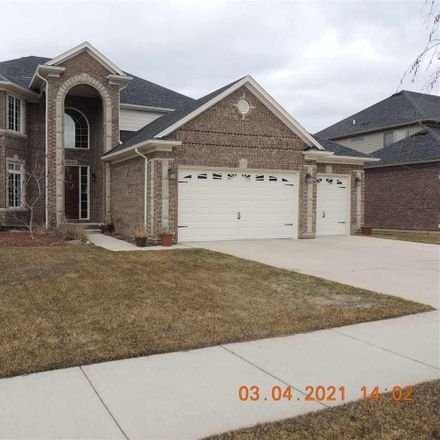 Rent this 4 bed house on Torrey Pines Dr in Macomb, MI