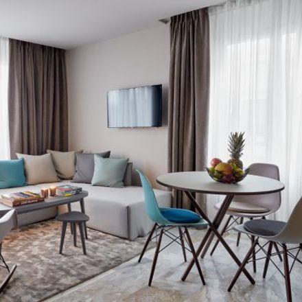 Rent this 3 bed apartment on Yen in Freischützgasse, 8004 Zurich