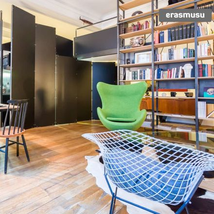 Rent this 1 bed apartment on Rue Puits Gaillot in 69001 Lyon, France