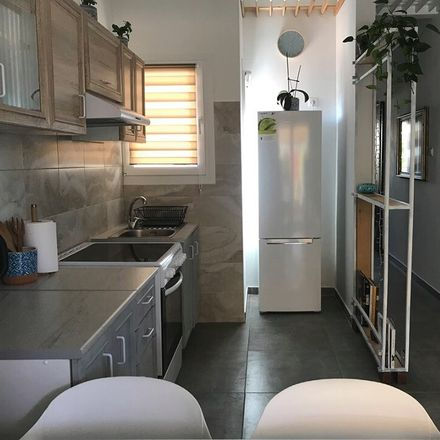 Rent this 1 bed apartment on Germanikou in Athina, Greece
