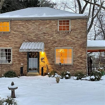 Rent this 3 bed house on 121 Sycamore Drive in Ross Township, PA 15237