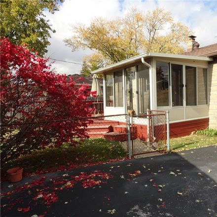 Rent this 3 bed house on 5455 East 13th Street in Indianapolis, IN 46219