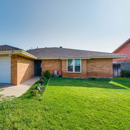 Rent this 3 bed house on 2448 Santa Cruz Lane in Odessa, TX 79763