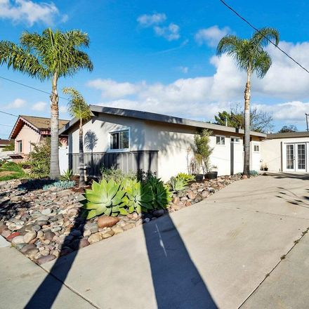 Rent this 3 bed house on 4187 Mount Hukee Avenue in San Diego, CA 92117