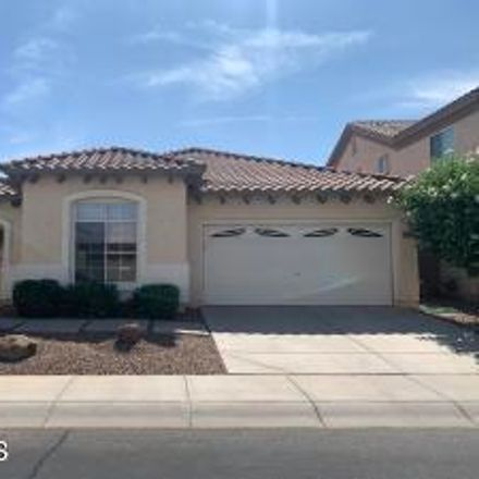 Rent this 3 bed house on E Hulet Dr in Chandler, AZ