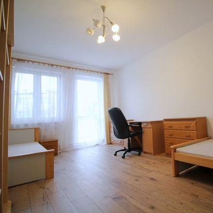 Rent this 3 bed apartment on Jana Zamoyskiego 72 in 30-523 Krakow, Poland