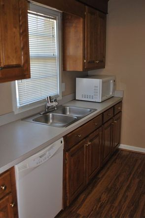 Rent this 3 bed apartment on 4955 Moye Street in Dalzell, SC 29040