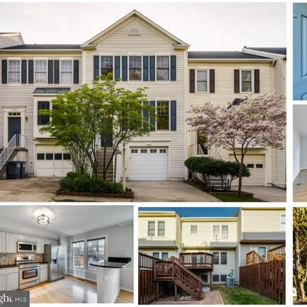 Rent this 3 bed townhouse on 14334 Silo Valley View in Centreville, VA 20121