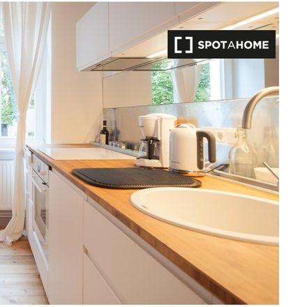 Rent this 1 bed apartment on Görschstraße 26 in 13187 Berlin, Germany