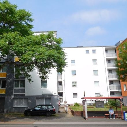 Rent this 3 bed apartment on Kaiserswerther Straße 82b in 47249 Duisburg, Germany