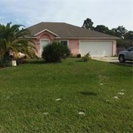 Rent this 3 bed house on Eldron Blvd SE in Palm Bay, FL