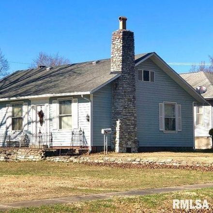 Rent this 2 bed house on 624 East Harrison Street in Herrin, IL 62948