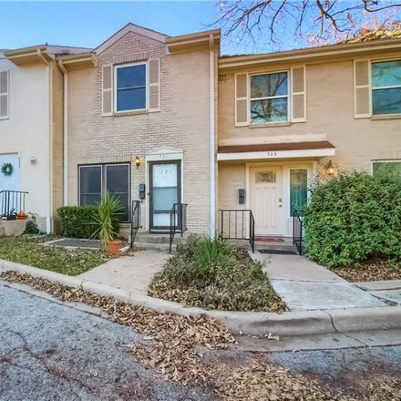 Rent this 2 bed condo on 731 East Oltorf Street in Austin, TX 78704