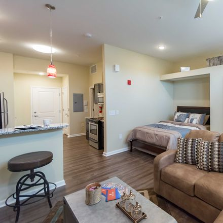 Rent this 1 bed apartment on North West Street in Indianapolis, IN 46202