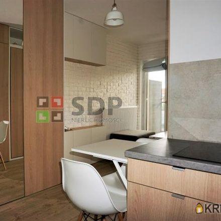 Rent this 1 bed apartment on Przedmiejska 2a in 54-201 Wroclaw, Poland