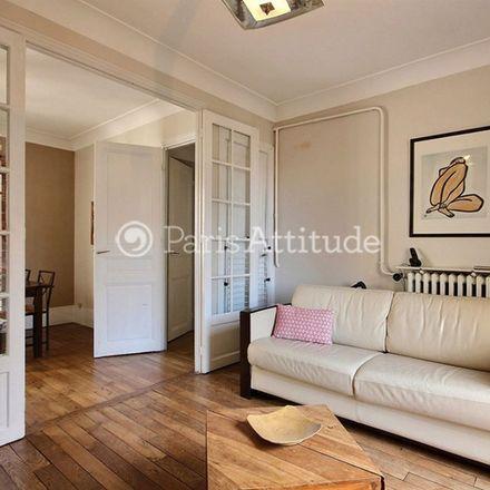 Rent this 1 bed apartment on 24 Rue Eugène Millon in 75015 Paris, France
