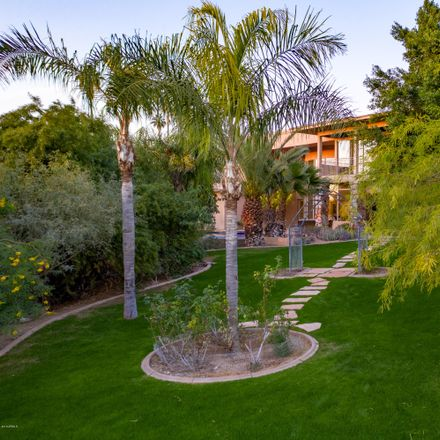 Rent this 5 bed house on 6038 North 44th Street in Paradise Valley, AZ 85253