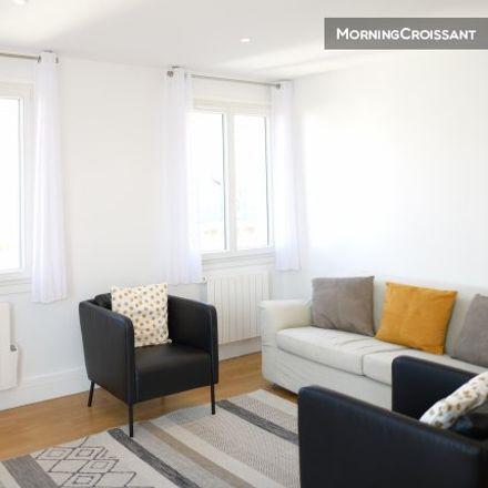 Rent this 2 bed apartment on 15 Rue de la Part-Dieu in 69003 Lyon, France