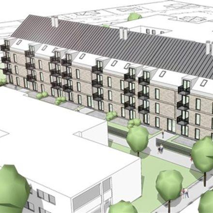 Rent this 2 bed apartment on Malcusgatan in 302 69 Halmstad, Sweden