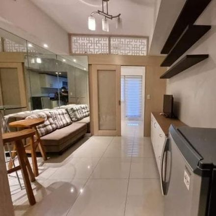 Rent this 1 bed condo on Jazz Mall in Nicanor Garcia Nicanor T. Garcia, Makati