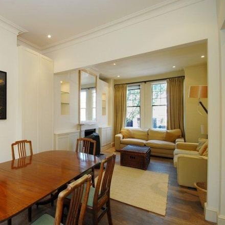 Rent this 3 bed house on Turneville Road in London W14 9PS, United Kingdom