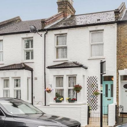 Rent this 3 bed house on 37 Huntspill Street in London SW17 0AA, United Kingdom