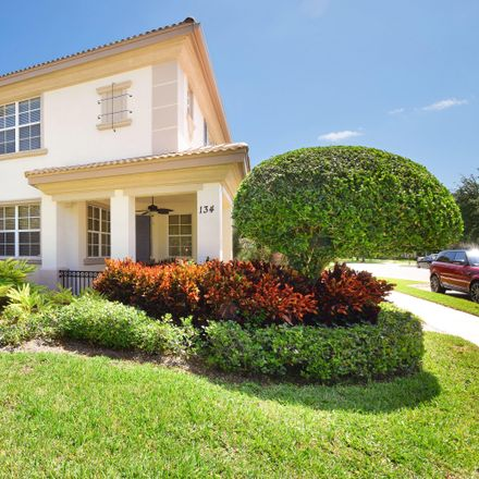 Rent this 3 bed apartment on 134 Evergrene Parkway in Palm Beach Gardens, FL 33410