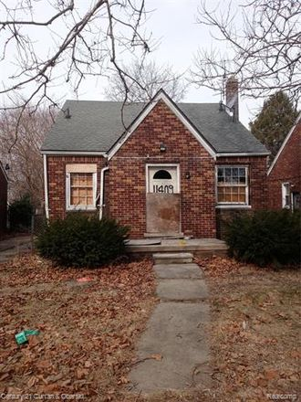 Rent this 3 bed house on 11409 Lakepointe Street in Detroit, MI 48224