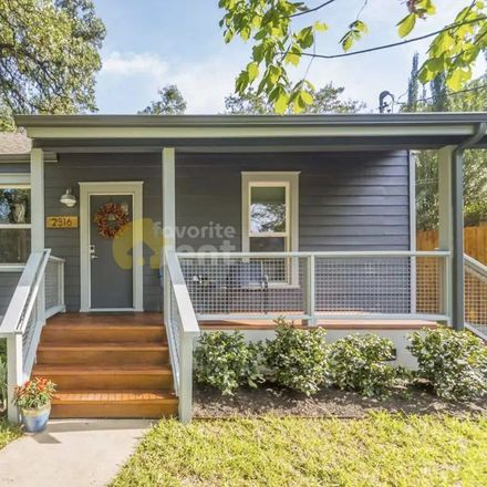 Rent this 3 bed apartment on 2315 West 8th Street in Austin, TX 78703